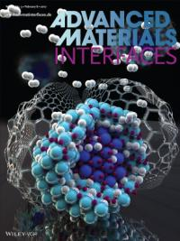 Advanced Materials January 2017 journal cover