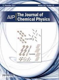 The Journal of Chemical Physics cover