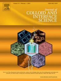 Journal of Colloid and Interface Science cover