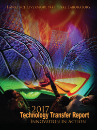 Cover of 2017 Technology Transfer Report
