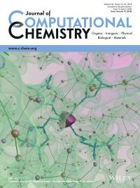 Cover of Journal of Computational Chemistry