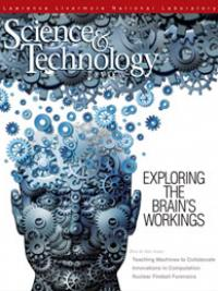 June 2018 Science & Technolgy Review cover