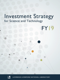 cover image of 2019 Investment Strategy for Science and Technology