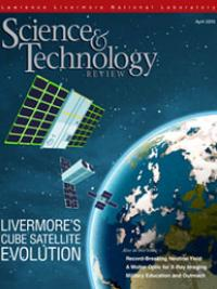 Science & Technology Review April 2019 cover