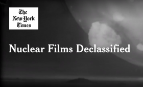 New York Times image of nuclear explosion
