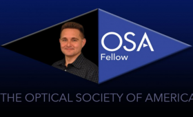 John Heebner elected Fellow of The Optical Society