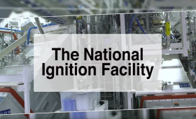 Video window for National Ignition Facility