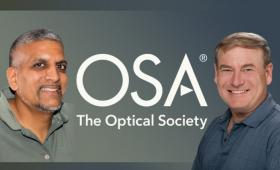 LLNL's two 2018 Optical Society of America Fellows