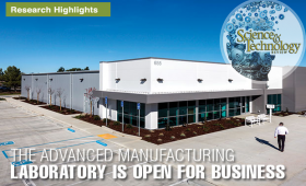THe Advanced Manufacturing Laboratory