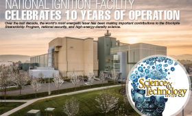 The National Ignition Facility