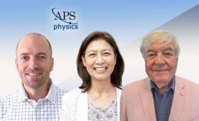 Three physicists